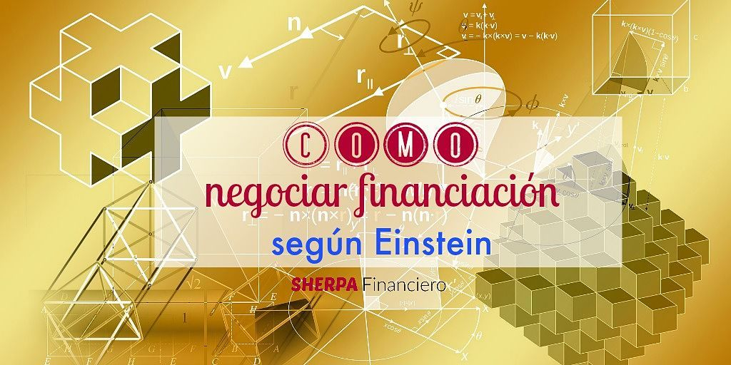 """negociar financiación"""