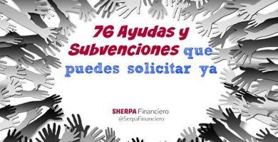 """""""Ayudas y Subvenciones"""""""