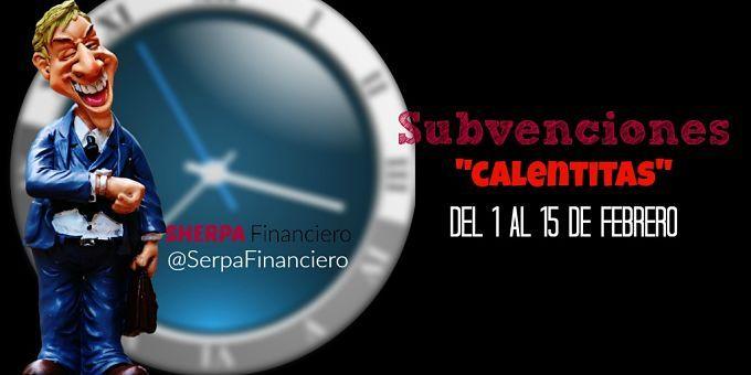 """""""Subvenciones"""""""