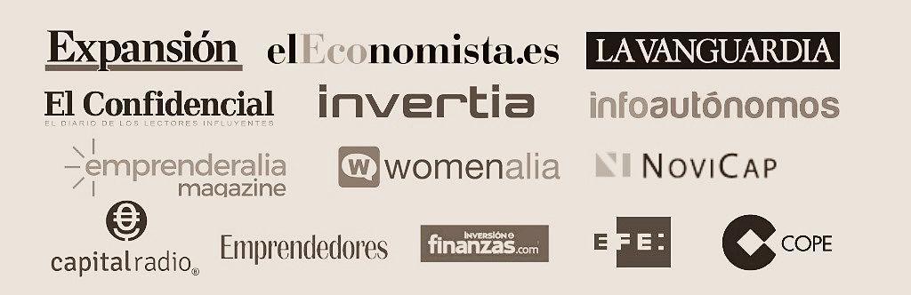 Jose Maria Casero en los medios, Sherpa Financiero en los medios